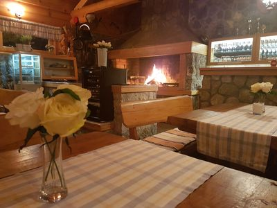 Photo for Plitvicka vila is in a quite surrounding with superb local cuisine and free WIFI