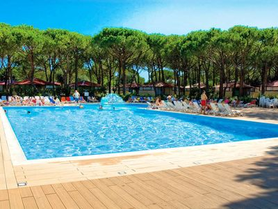 Photo for Apartment Jesolo Camping Village  in Lido di Jesolo (VE), Adriatic Sea / Adria - 7 persons, 3 bedrooms
