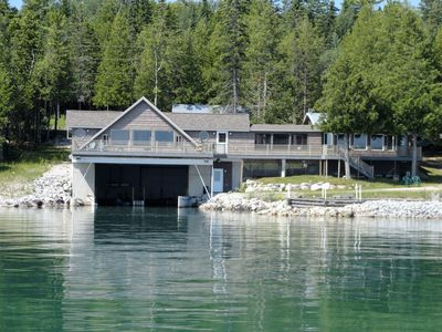 Photo for The Captain's Boathouse – 1st class lodging in the heart of the great outdoors