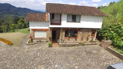 Photo for 4BR Chalet Vacation Rental in La Ceja, Antioquia