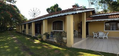 Photo for Comfortable country house in Pinhalzinho 2 km away from the city