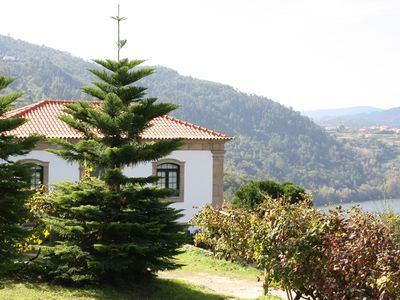Photo for Vineyard in the river Douro valley with private pool and free WIFI.