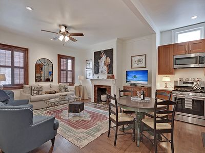 Photo for The Radiant Retreat (Historic Downtown) - 2 King Bed/2 Ensuite Bath Condo