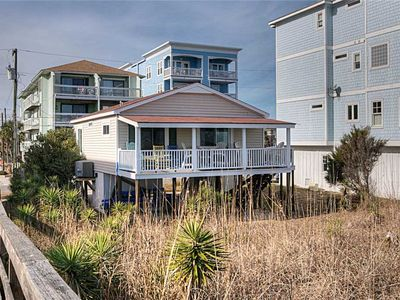 Photo for Coopers Beach House: 2 BR / 1.5 BA single family home in Carolina Beach, Sleeps 6