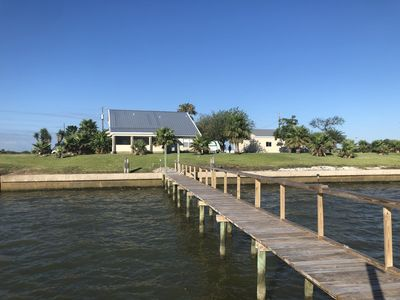Photo for NEW LISTING!  Relax in this waterfront home with private pier on huge lot!