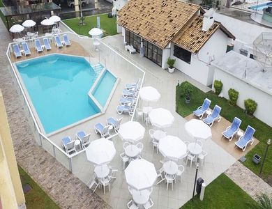 Photo for Apartment for 4 people 30 meters from the beach with pool !!!!