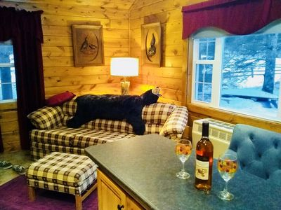 Photo for Cozy Beautiful Cottage on Maple Lake!