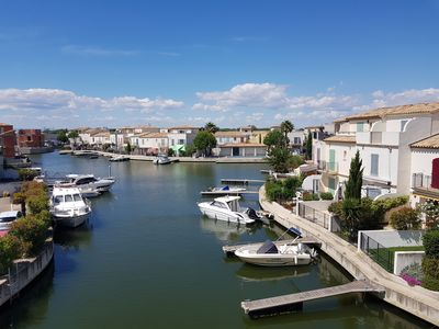 Photo for Nice Marina in Aigues Mortes