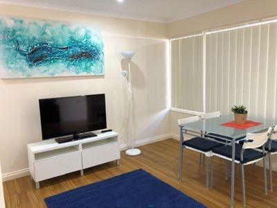 Photo for Modern Apartment Close to QEH+City+Beach+Airport