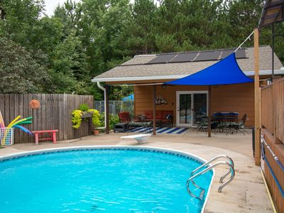 Photo for Close to Stillwater/St. Paul - Family Vacation - Hot Tub, Swimming Pool
