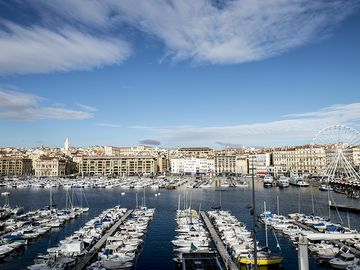 Arenc, Marseille, France
