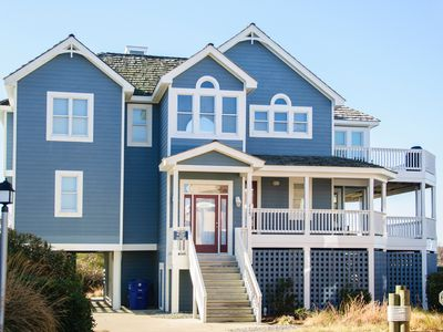 Photo for Sound Decision: 5 BR / 5 BA house in Nags Head, Sleeps 12