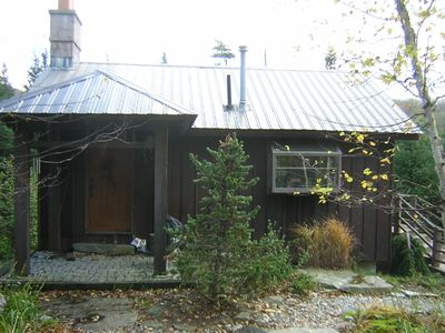 Photo for Beautiful Honeymoon Cottage, by Manchester Center Vermont