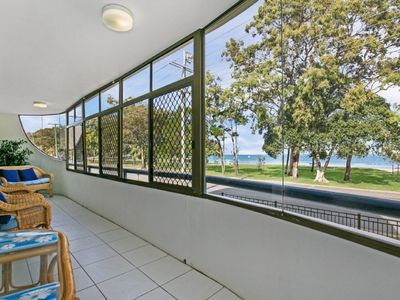 Photo for Views, Pool, Air Conditioning - Karoonda Sands Welsby Pde, Bongaree