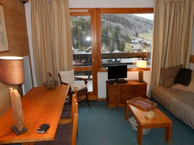 Photo for Apartment skis, 2 rooms, 5 pers., Renovated, warm on Planchamp