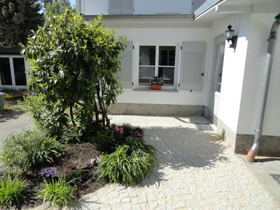 Photo for Cottage apartment in Caputh -Schwielowsee with Havelblick