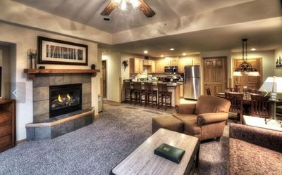 Photo for Stunning Ski-In & Ski-Out Five Star Resort Lodge with all the Amenities!