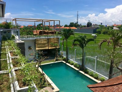 Photo for Brand new 5BR / Ricefield view /Seminyak