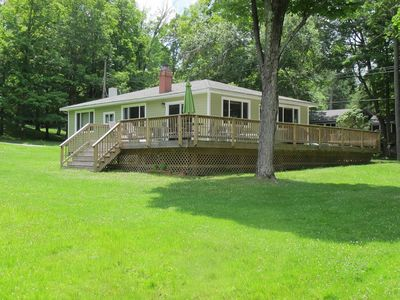 Copake Lake home near cultural attractions Of The Berkshires