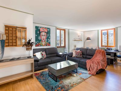 Photo for Villa Mon Idee Appt 2 -  an apartment that sleeps 6 guests  in 2 bedrooms