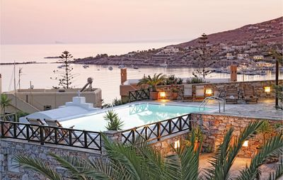 Photo for 4 bedroom accommodation in Finikas Syros Island