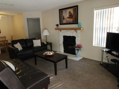 Photo for Cozy Summerlin Condo! -only 20 mins to Strip!