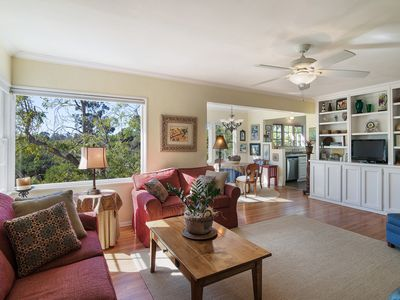 Photo for Stunning home on Balboa Park Golf Course, 5 min to downtown! Grill and Hammock!