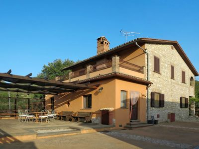 Photo for Vacation home Casa Colleflaviano (CEI100) in Casperia - 8 persons, 3 bedrooms