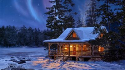 Photo for Log Cabin Presidential Resort Chancellorville,CHRISTMAS WEEK! Dec.22-29$299/Week