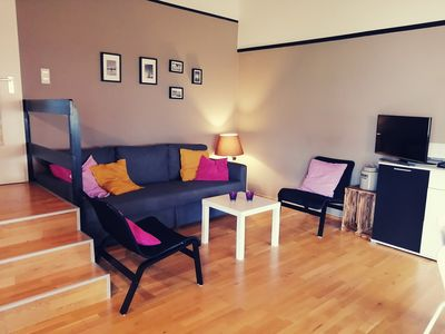 Photo for COZY, SPACIOUS HOUSE IN A QUIET AREA.
