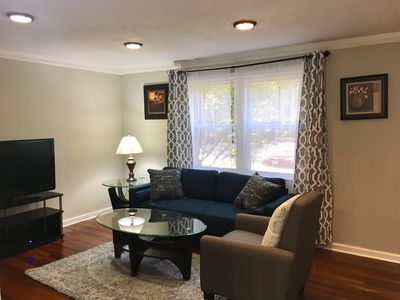 Photo for Newly Renovated Townhouse - Minutes to Vienna Metro and DC