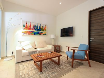 Photo for Luxury Ground Floor 2BR Condo in Akumal by Olahola