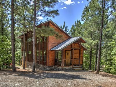 Photo for 1BR Cabin Vacation Rental in Hochatown, Oklahoma