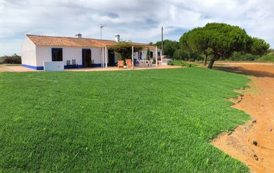Photo for Secluded holiday home in Almograve 2 km from the beach