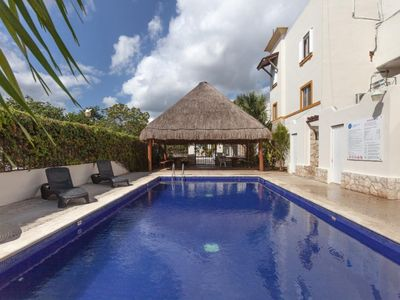 Photo for Holiday apartment Playa del Carmen for 1 - 6 persons with 2 bedrooms - Holiday apartment