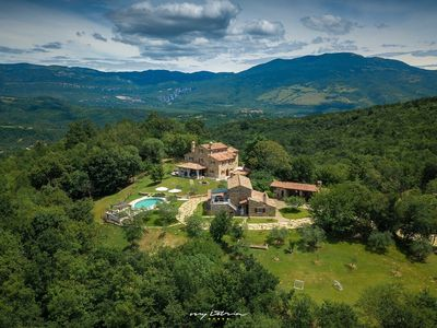 Photo for Luxurious countryside villas in Central Istria