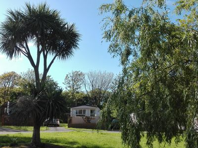 Photo for Luxury Caravan On The 5 Star Trevella Park, Crantock, Newquay, Cornwall