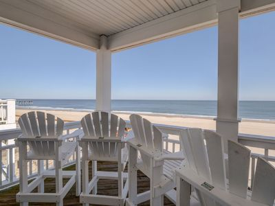 Photo for Dolphin Watch 1 – Enjoy this spacious oceanfront duplex with panoramic views