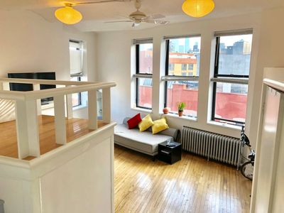 Photo for Bright Sunny Loft! In the Heart Of The West Village