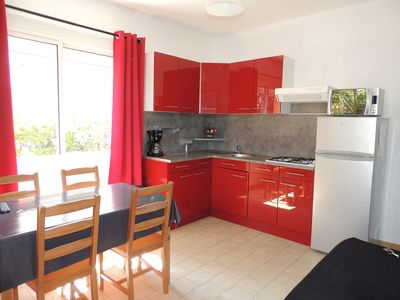 Photo for 2BR Apartment Vacation Rental in Marseillan, Languedoc-Roussillon