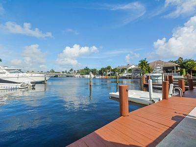 Photo for Waterfront Estate - Steps To The Beach!