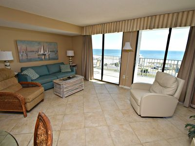 Photo for Gulf Shores Surf & Racquet 707A - Beautiful Views of our Gulf of Mexico!
