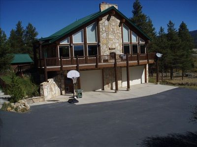 Guest House front view