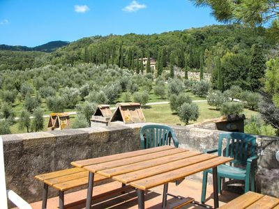 Photo for 4BR Apartment Vacation Rental in Caminino, Tuscany