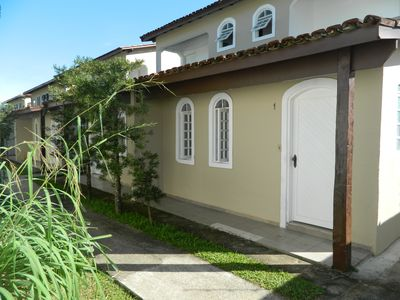 Photo for Beach of Juquehy - Chales 2 bedrooms