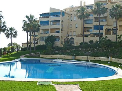 Photo for Apartment Casinomar 01 in Benalmádena Costa - 4 persons, 1 bedrooms