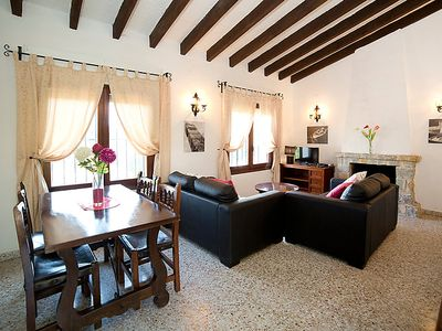 Photo for Vacation home Casa Halibut in Benissa - 4 persons, 2 bedrooms