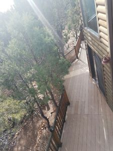 Photo for 3 Bedrooms 2 baths Luxury Cabin !!!!