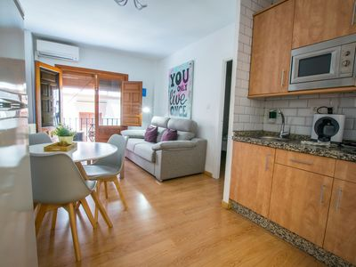 Photo for CENTRAL APARTMENT WITH WIFI, OPTIONAL PARKING