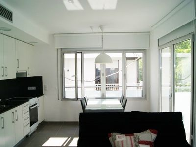 Photo for Nice and well-equipped apartment for 3 persons.